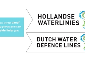 Ontstaan Logo Hollandse Waterlinies